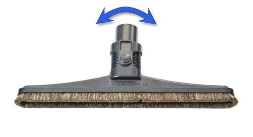 Accesorio de limpieza de vacío/herramienta de extremo-Cepillo de Cuello Flexi grande-alto alcance skyvac