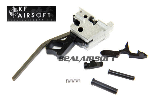 KUNG FU Airsoft Toy CNC Aluminum Hammer Housing Set for TM Hi-Capa Series
