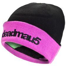 Deadmau5 - Animal Stripes Reversible Cuff Knit Hat
