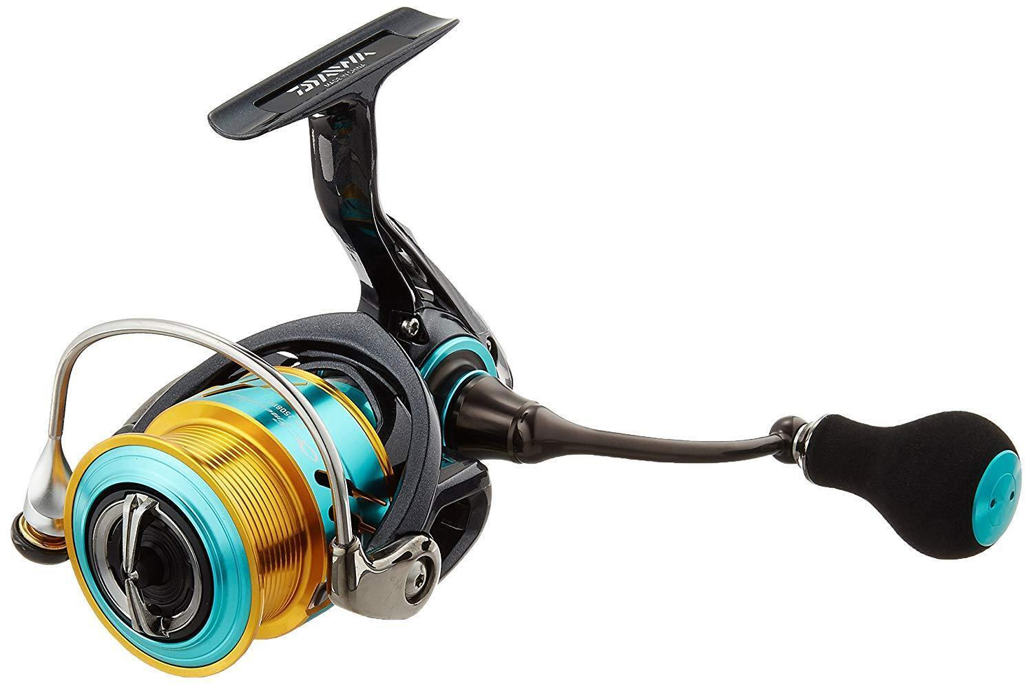 Daiwa 17 EMERALDAS MX 2508PE Spinning Reel MAGSEELD ABS II SALT WATER New in Box
