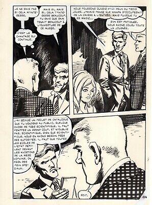 100% Waar Les Griffes De L'oubli (jaime Brocal) Planche Hallucinations Page 104