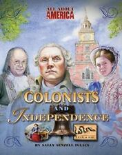 All About America: Colonists and Independence-ExLibrary