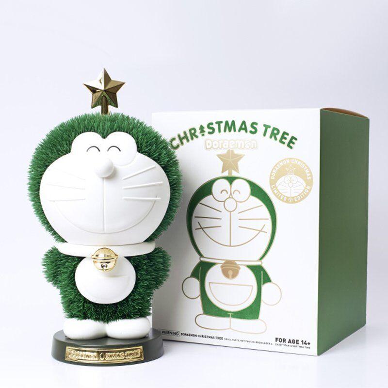 35CM DORAEMON Árbol De Navidad Navidad Limited ver. para Deco Nuevo Home