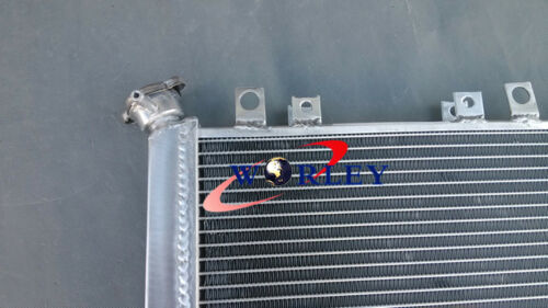 For KAWASAKI Brute Force 750 KVF750 2008-2011 2009 2010 Aluminum radiator