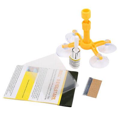 Windscreen Windshield Repair Tool Kit DIY Car Kit Wind Glass For Chip Crack Fix