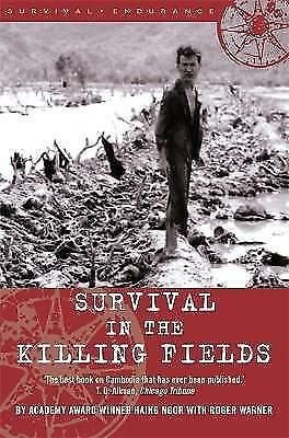 1 of 1 - Survival in the Killing Fields, By Haing S. Ngor, Roger Warner,in Used but Accep