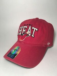 newest 80162 37157 Image is loading Miami-Heat-47-Brand-034-The-Franchise-034-