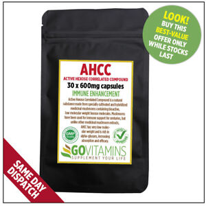 BEST-SELLING-AHCC-600mg-CAPSULES-OR-POWDER-ACTIVE-HEXOSE-CORRELATED-COMPOUND
