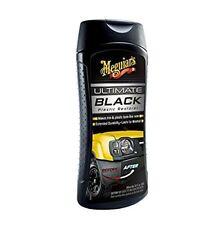 Meguiar's (G15812C) Ultimate Black Plastic & Trim Restorer - 355 ml