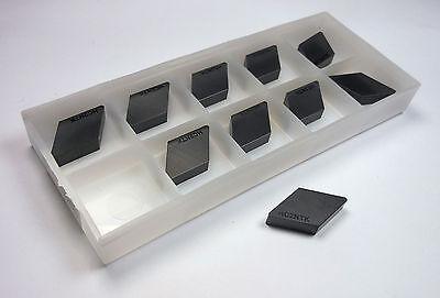 10 Pcs Carbide Turning Inserts TPU 432 I22