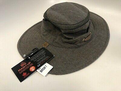 TMH55 Sand or Brown Tilley Mash-Up Hat