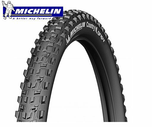 Tire mountain bike MICHELIN COUNTRY Griff'R 27,5x2.10  tyre MTB 27,5 x 2.10  here has the latest