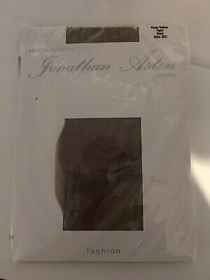Bnwt Jonathan Aston Rose Tattoo Bare Nude Tight Pantyhose B/c Size Hosiery Commodities Are Available Without Restriction Hosiery