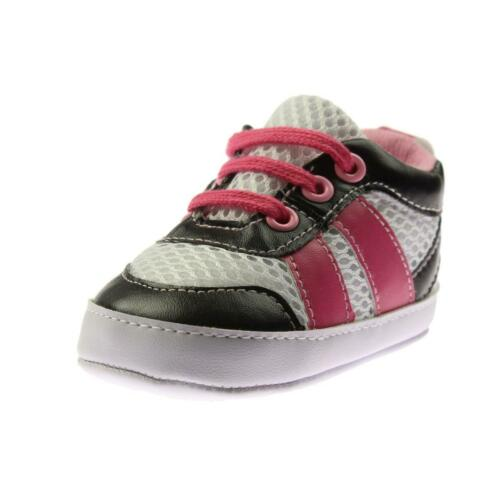 Luvable Friends Infant Athletic Casual Sneakers Shoes BHFO 5171
