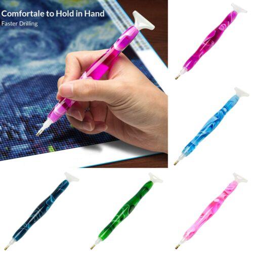 5D DIY Diamond Painting Accessories Cross Stitch Tool Kits Art Pen Box Set Usefu