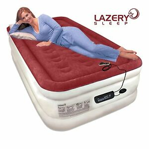 Lazery Sleep Air Mattress Airbed With Built In Electric 7