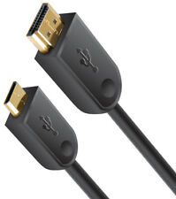 High Speed Gold Plated Mini HDMI (Type C) to HDMI (Type A) Cable!! Brand New!!