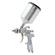 DEWALT Gravity Feed HVLP Air Spray Gun w/ 600cc Aluminum Cup DWMT70777 New