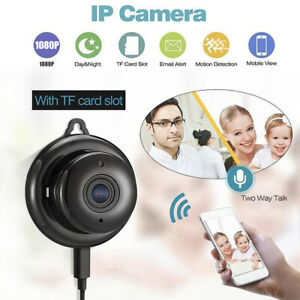 Camera-WiFi-Cachee-1080P-HD-Camera-Espion-sans-Fil-Camera-de-Surveillance-FR
