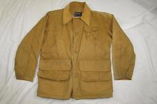 Vtg 50s 60s Red Head Bone Dry Canvas Hunting Jacket Sun Faded Work Wear Nice!