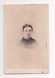 Vintage-CDV-Unknown-Civil-War-Era-Woman-Israel-amp-Co-Photo-Baltimore-MD