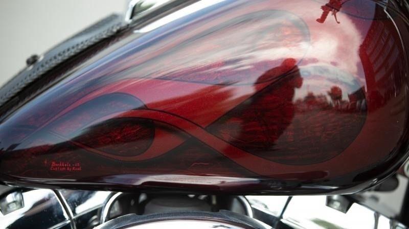 Harley-Davidson, FLSTF Fat Boy, ccm 1450