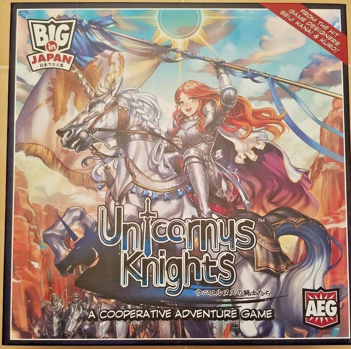 Unicornus Knights - AEG (2017)
