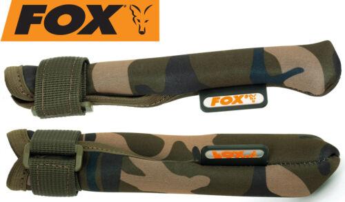 Transportschützer für Ruten 2 Rutenschützer Fox Camo Tip /& Butt protectors