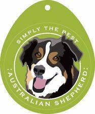 Australian Shepherd Sticker 4×4″