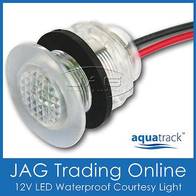 BOAT//CARAVAN//STAIRS//STEPS LIGHTING LED LIVEWELL TANK LIGHT COURTESY LAMP