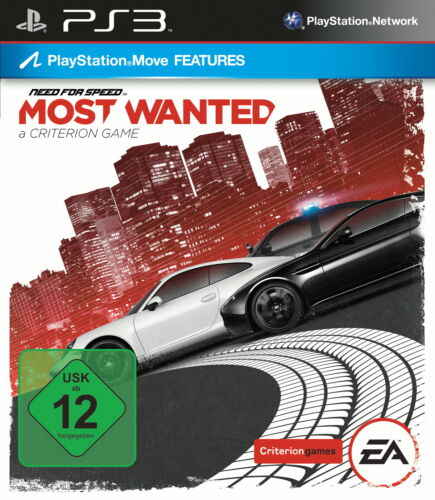 1 von 1 - Need For Speed: Most Wanted (Sony PlayStation 3, 2012) NEU