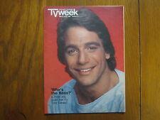 March 16, 1986 Chicago Tribune TV Week(TONY  DANZA/WHO'S THE BOSS/ALYSSA MILANO)