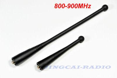 10 800MHz Whip Antenna for MOTOROLA MTX800 MTX838 MTX8000 MTX9000 Portable Radio