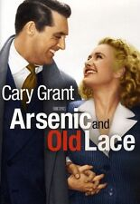 Arsenic and Old Lace DVD Region 1 BW