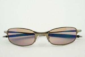 Oakley-SQUARE-WIRE-2-0-Dark-Chrome-G30-Iridium-Sunglasses-Non-Spring-Hinge