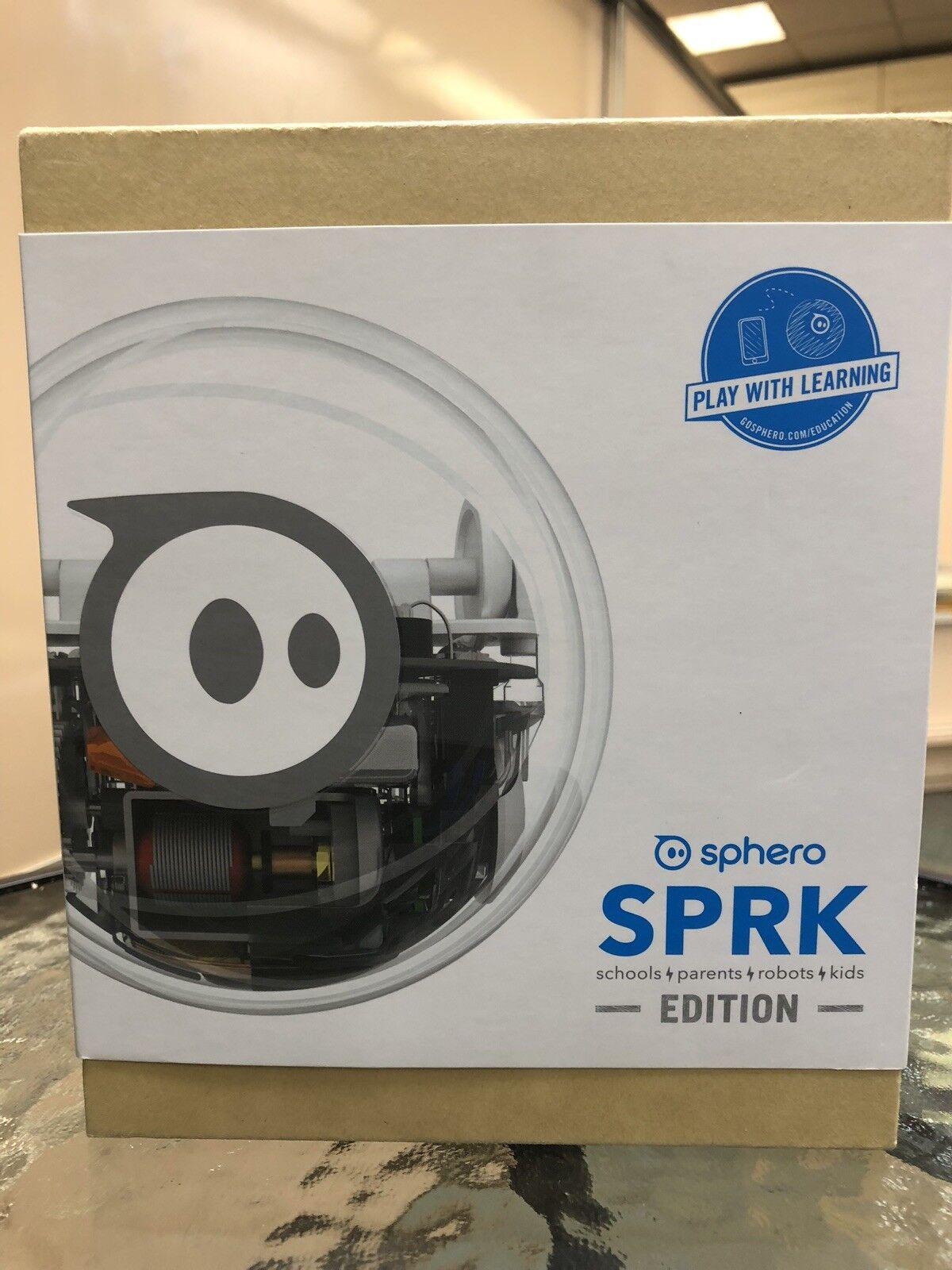 Sphero sprk edición App-habilitado robótica Bola-jugar con aprendizaje. modelo S003. nuevo