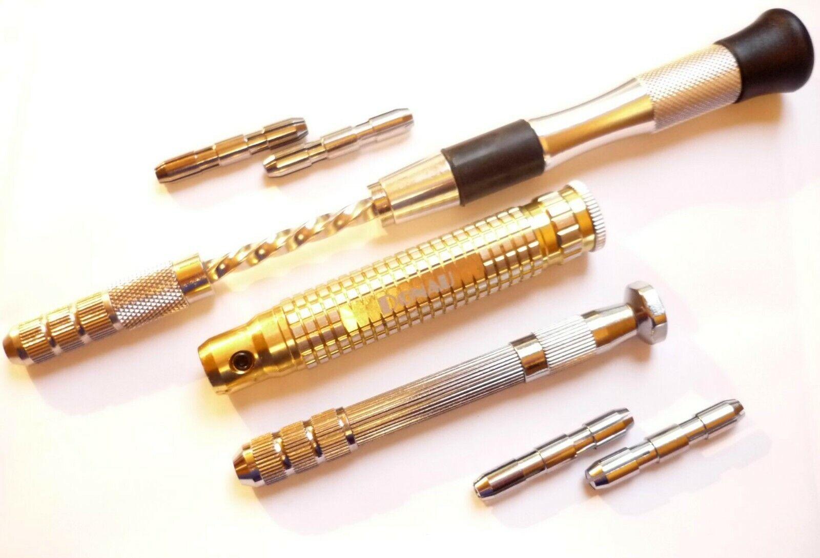 Los titulares de Herramienta de Aluminio Pro para Taladro de mano de archivo de hoja de Jigsaw MWH602040