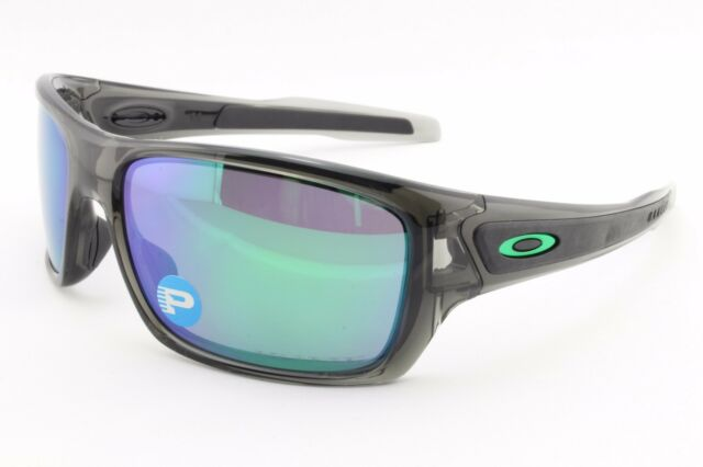 f725c354bf NEW Oakley Turbine 9263-09 Polarized Sports Surfing Skate Ski Golf  Sunglasses