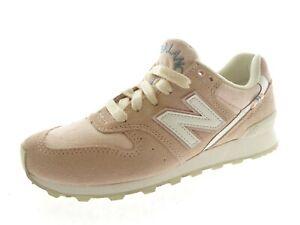 New Balance 966 Damen Sneaker Laufschuhe Freizeitschuhe Rosa Gr 36 Leder