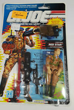 Vintage 1990 Red Star Gi Joe Oktober Guard MOC # 6588 Hasbro