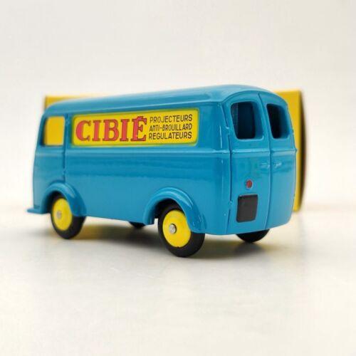Atlas Dinky Toys 25BV Fourgon Postal Peugeot D.3.A Blue Diecast Models 1:43