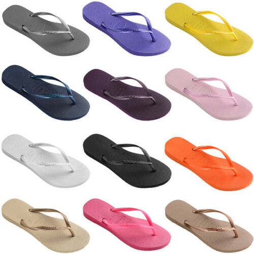 4000030 Chaussures de Havaianas Toe String Tongs Sandals Slim bain Wgq74