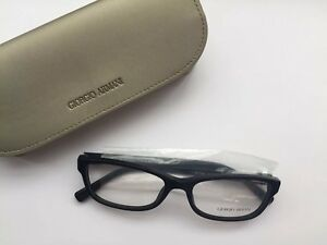 3f3c72cc27 Image is loading Giorgio-Armani-Glasses-NEW-Authentic-AR7062-Black