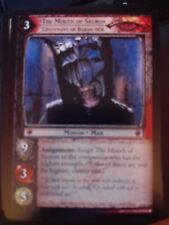 Lord of the Rings CCG Black Rider 12R118 The Mouth of Sauron, Lieutenant TCG