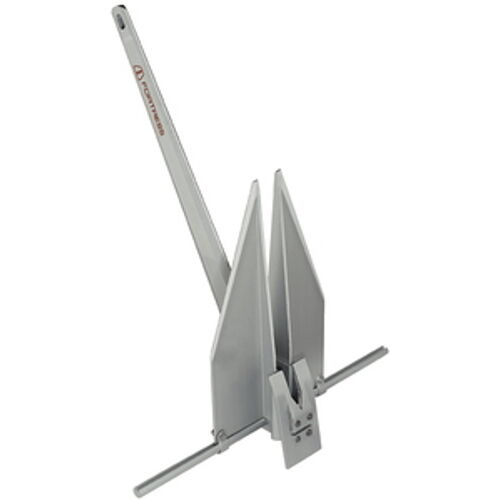 7 lb Fortress Aluminum Anchor for Boats 28 to 32 Feet Long