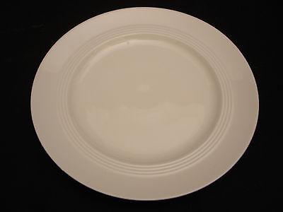 Mla20 By Melitta White With Blue Trim Dessert Salad Plate 7 3 4 Ebay