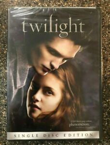 Twilight-First-Movie-DVD-2010-New-Factory-Sealed-Free-Shipping