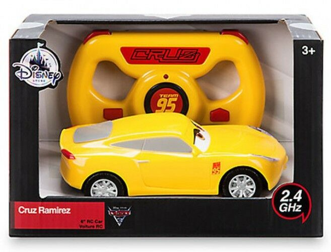 Disney Cars Cars 3 Cruz Ramirez Exclusive R C Vehicle For Sale Online