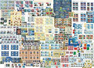 Europa-CEPT-50-Jahre-Annivesary-50-verschiedene-Laender-43863-Gratis-Geschenk