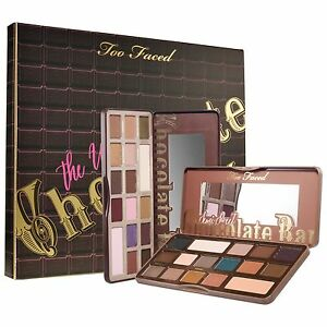 Image is loading Too-Faced-Ultimate-Chocolate-Box-Semi-Sweet-Bar-  sc 1 st  eBay & Too Faced Ultimate Chocolate Box Semi Sweet Bar Eyeshadow Palette ... Aboutintivar.Com